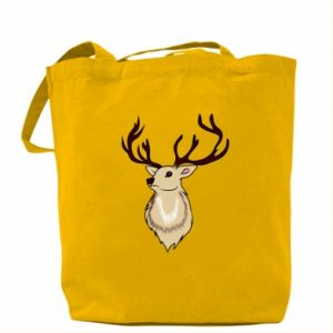 Bag Fluffy deer