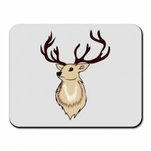Mouse pad Fluffy deer