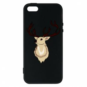 iPhone 5/5S/SE Case Fluffy deer