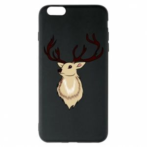 iPhone 6 Plus/6S Plus Case Fluffy deer