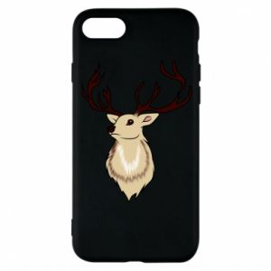 iPhone 8 Case Fluffy deer