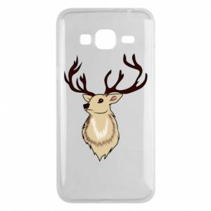 Samsung J3 2016 Case Fluffy deer