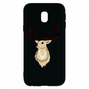 Samsung J3 2017 Case Fluffy deer