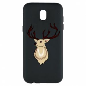 Samsung J5 2017 Case Fluffy deer