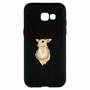 Samsung A5 2017 Case Fluffy deer