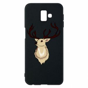 Samsung J6 Plus 2018 Case Fluffy deer