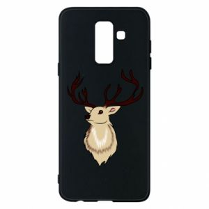 Samsung A6+ 2018 Case Fluffy deer