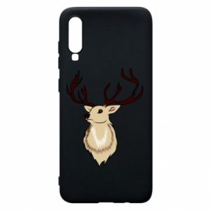 Samsung A70 Case Fluffy deer