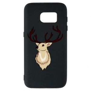 Samsung S7 Case Fluffy deer