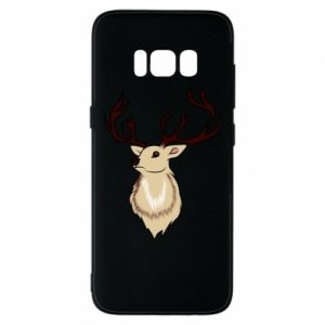 Samsung S8 Case Fluffy deer