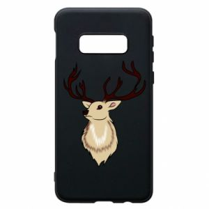 Samsung S10e Case Fluffy deer