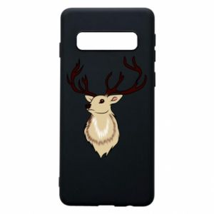Samsung S10 Case Fluffy deer