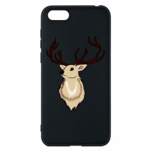 Huawei Y5 2018 Case Fluffy deer