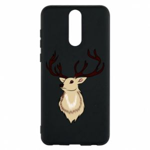 Huawei Mate 10 Lite Case Fluffy deer