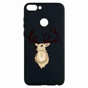 Huawei P Smart Case Fluffy deer