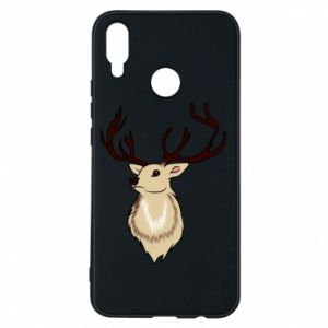 Huawei P Smart Plus Case Fluffy deer