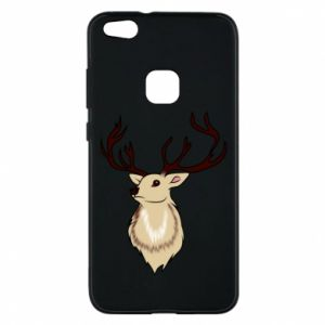 Huawei P10 Lite Case Fluffy deer