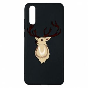 Huawei P20 Case Fluffy deer