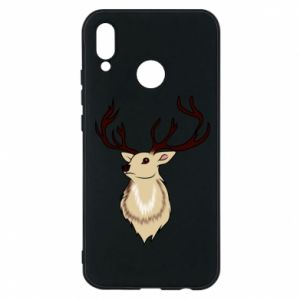Huawei P20 Lite Case Fluffy deer