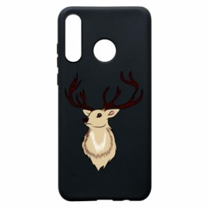 Huawei P30 Lite Case Fluffy deer