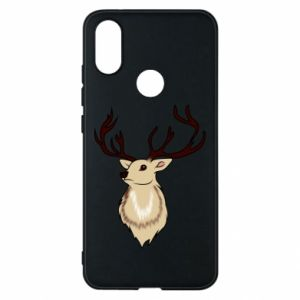 Xiaomi Mi A2 Case Fluffy deer