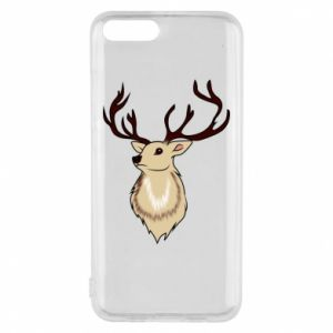 Xiaomi Mi6 Case Fluffy deer