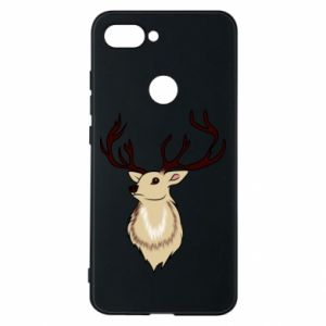 Xiaomi Mi8 Lite Case Fluffy deer