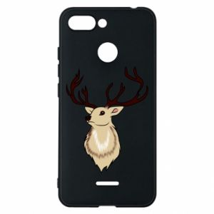 Xiaomi Redmi 6 Case Fluffy deer