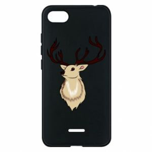 Xiaomi Redmi 6A Case Fluffy deer