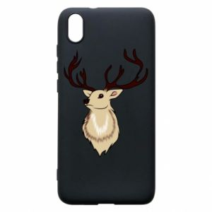 Xiaomi Redmi 7A Case Fluffy deer