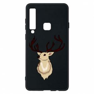Samsung A9 2018 Case Fluffy deer