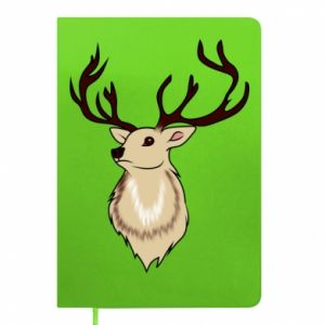 Notepad Fluffy deer