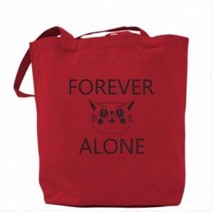 Bag Forever alone - PrintSalon