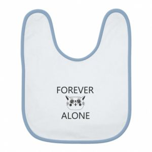 Bib Forever alone - PrintSalon