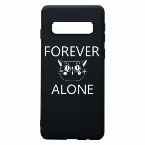 Etui na Samsung S10 Forever alone