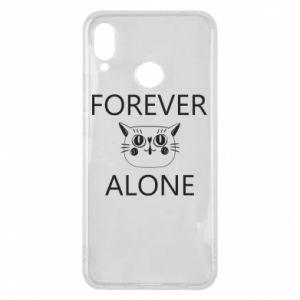 Etui na Huawei P Smart Plus Forever alone