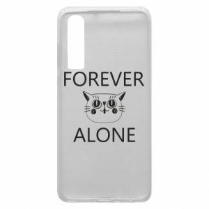 Etui na Huawei P30 Forever alone