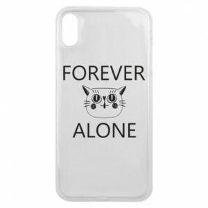 Etui na iPhone Xs Max Forever alone