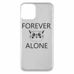 Etui na iPhone 11 Forever alone