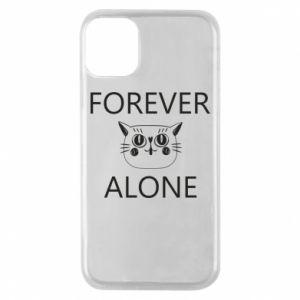 Etui na iPhone 11 Pro Forever alone