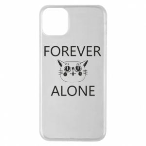 Etui na iPhone 11 Pro Max Forever alone