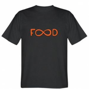 T-shirt Forever food