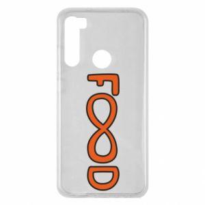 Etui na Xiaomi Redmi Note 8 Forever food