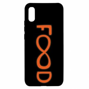 Etui na Xiaomi Redmi 9a Forever food