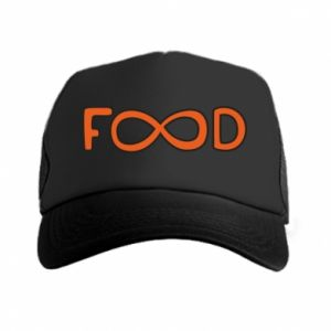 Czapka trucker Forever food