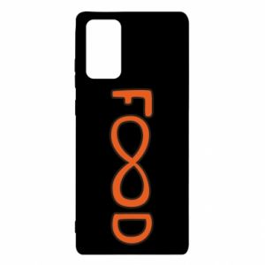 Etui na Samsung Note 20 Forever food