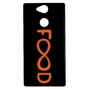 Etui na Sony Xperia XA2 Forever food