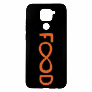 Etui na Xiaomi Redmi Note 9/Redmi 10X Forever food