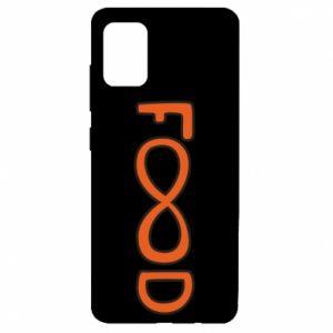Etui na Samsung A51 Forever food