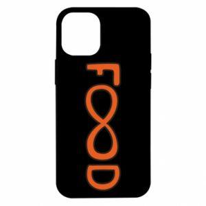 Etui na iPhone 12 Mini Forever food